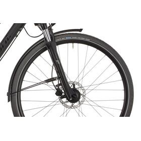 Vermont Eaton - Vélo de trekking Femme - noir